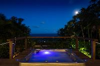 cool swimming pool of Saint Barth Villa Manonjul 2 luxury holiday home, vacation rental