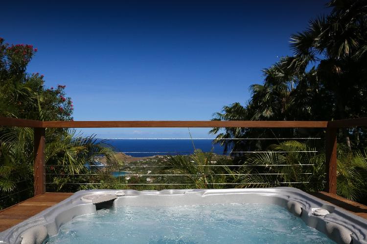 perfect Saint Barth Villa Manonjul 2 luxury holiday home, vacation rental