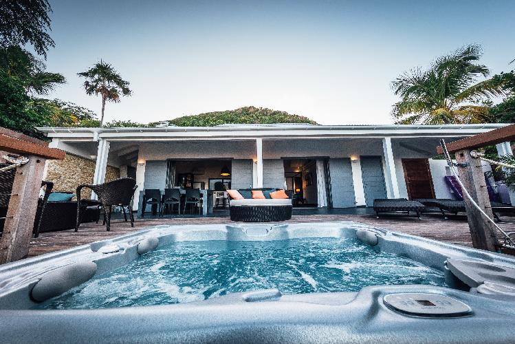 amazing Saint Barth Villa Manonjul 2 luxury holiday home, vacation rental
