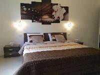 fresh bedroom linens in Saint Barth Villa Tessy luxury holiday home, vacation rental