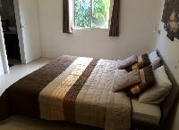 clean bed sheets in Saint Barth Villa Tessy luxury holiday home, vacation rental