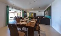 neat interiors of Saint Barth Villa Tessy luxury holiday home, vacation rental