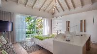 sunny and airy Saint Barth Villa Wings luxury holiday home, vacation rental