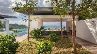 beautiful sea view from Saint Barth Villa Wings luxury holiday home, vacation rental