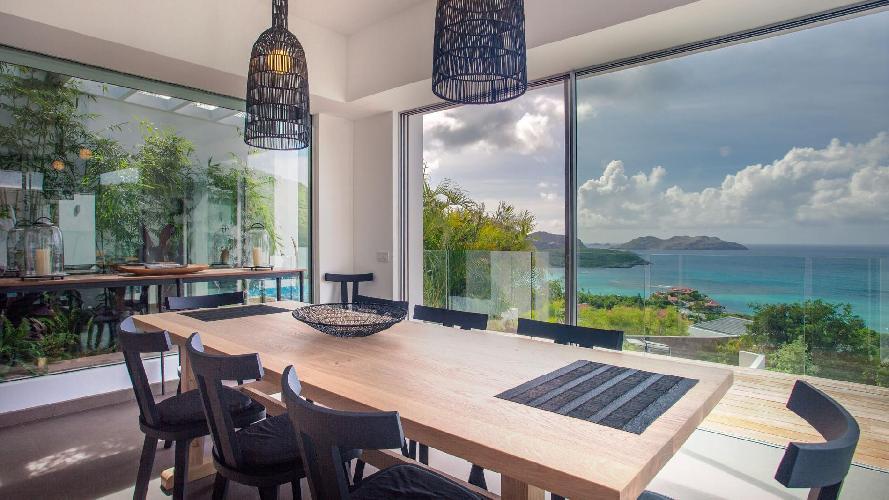 fantastic Saint Barth Villa Wings luxury holiday home, vacation rental