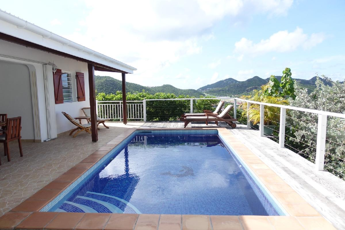 Saint Barth - Villa Aquamarine