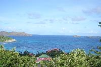 beautiful seaside Saint Barth Villa Aquamarine luxury vacation rental
