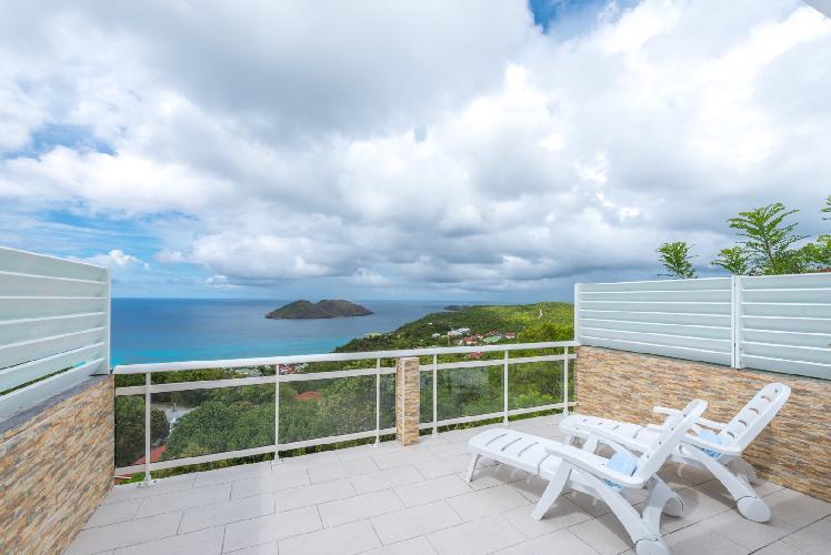 awSaint Barth Villa Bungalow Hansen luxury holiday home, vacation rental