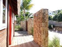 neat surroundings of Saint Barth Villa Mak luxury holiday home, vacation rental