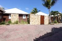 nice exterior of Saint Barth Villa Mak luxury holiday home, vacation rental