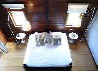 pleasant bedroom in Saint Barth Villa Mak luxury holiday home, vacation rental