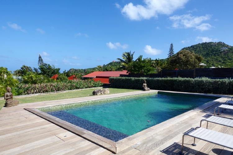 amazing Saint Barth Villa Mak luxury holiday home, vacation rental
