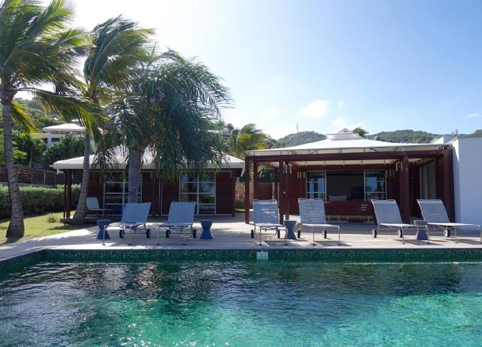 awesome Saint Barth Villa Mak luxury holiday home, vacation rental