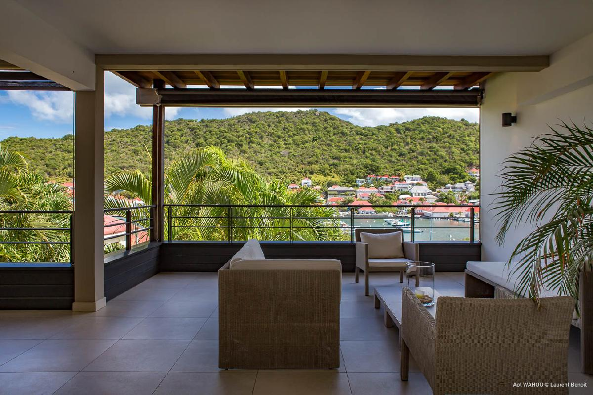 beautiful Saint Barth Villa Wahoo luxury holiday home, vacation rental