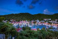 cool sea view from Saint Barth Villa Wahoo luxury holiday home, vacation rental