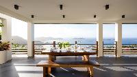 pleasant Saint Barth Villa Clementine luxury home, vacation rental