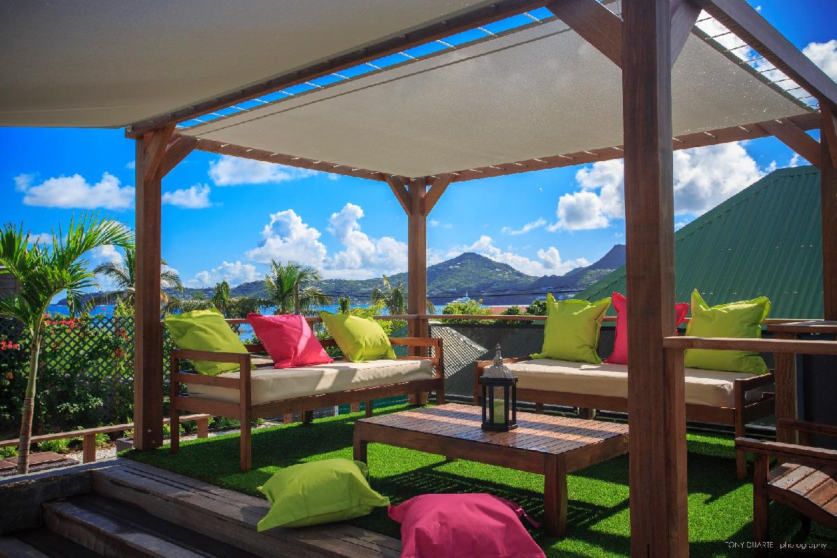 perfect Saint Barth Luxury Villa Eugenie holiday home, vacation rental