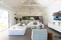 pleasant Saint Barth Luxury Villa Gaia holiday home, vacation rental