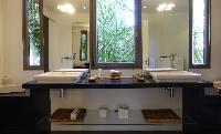 cool lavatory in Saint Barth Luxury Villa Gaia holiday home, vacation rental