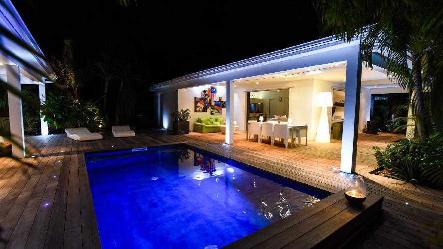 beautiful Saint Barth Luxury Villa Gaia holiday home, vacation rental