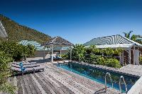 amazing Saint Barth Villa Wild Blue luxury holiday home, vacation rental