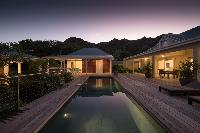romantic Saint Barth Villa Wild Blue luxury holiday home, vacation rental