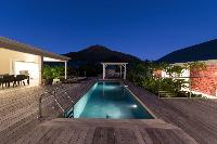 awesome Saint Barth Villa Wild Blue luxury holiday home, vacation rental