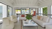 well-appointed Saint Barth Villa Casa Del Mar luxury holiday home, vacation rental