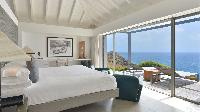 airy and sunny Saint Barth Villa Casa Del Mar luxury holiday home, vacation rental