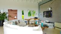 spacious Saint Barth Villa Dasha luxury holiday home, vacation rental