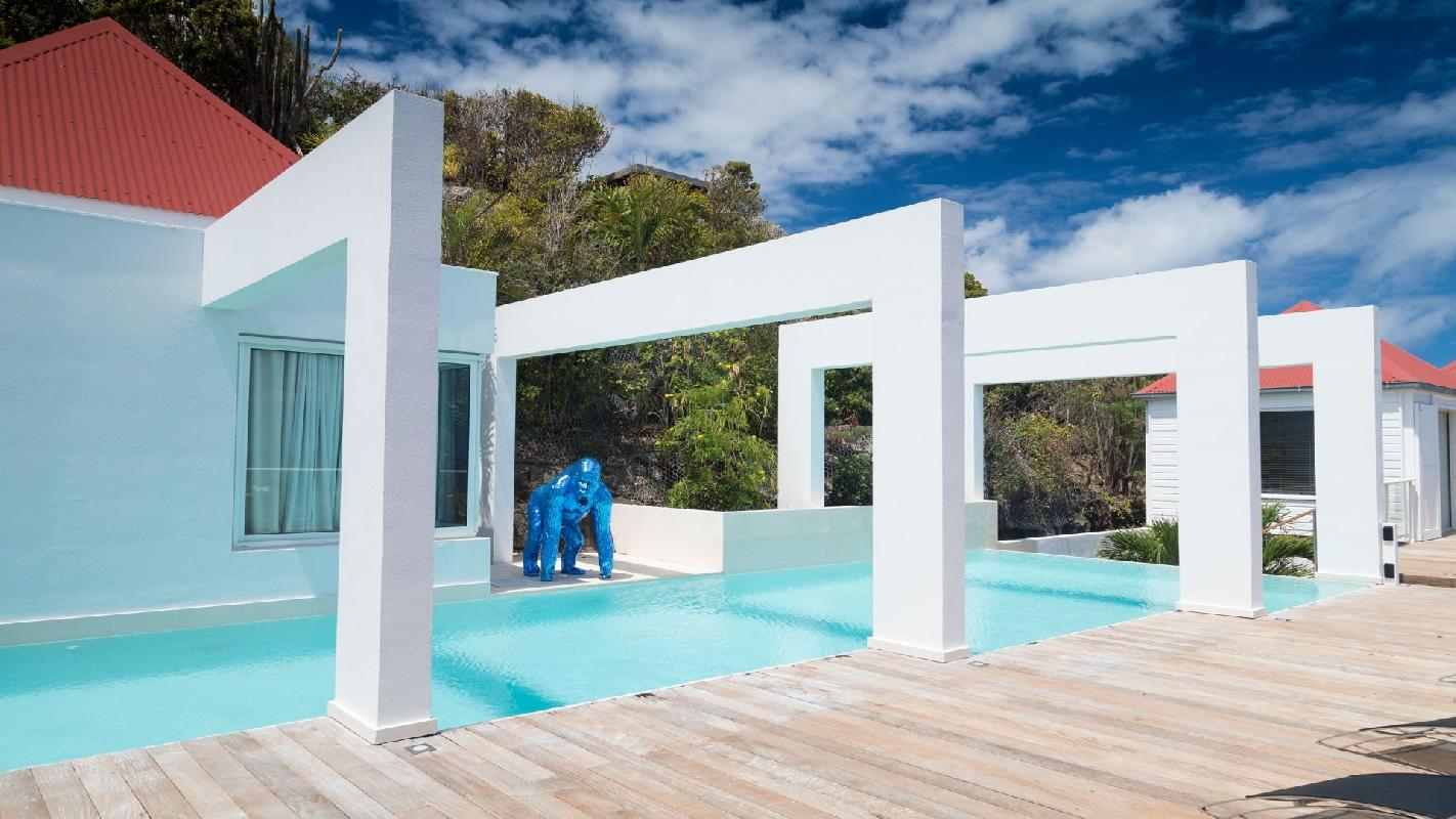 beautiful Saint Barth Luxury Villa Eclipse holiday home, vacation rental