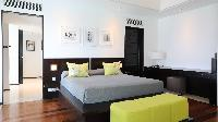 delightful bedroom in Saint Barth Luxury Villa Eclipse holiday home, vacation rental