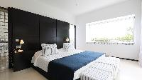 crisp bed sheets in Saint Barth Luxury Villa Eclipse holiday home, vacation rental
