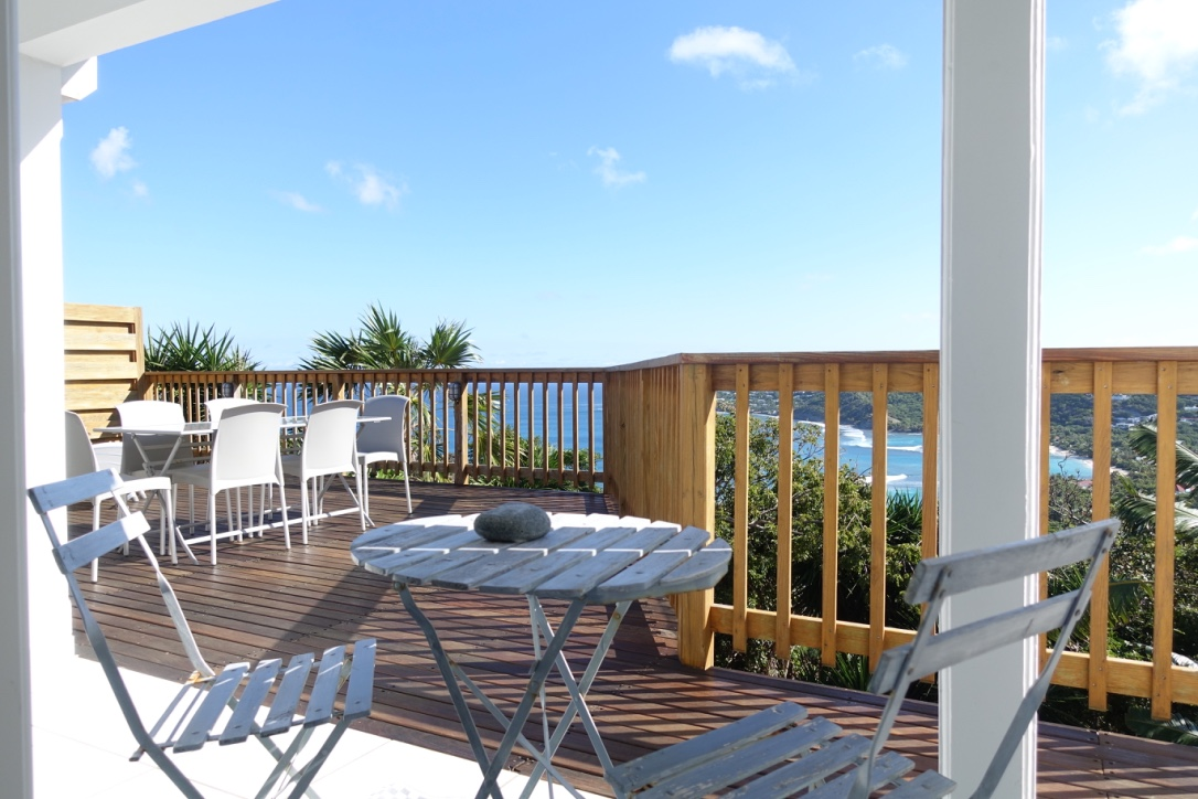 awesome seaview Saint Barth Villa Idalia luxury holiday home, vacation rental