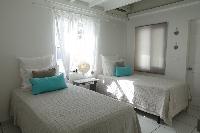 clean bed sheets in Saint Barth Villa Idalia luxury holiday home, vacation rental