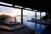 beautiful seafront Saint Barth Villa Samsara luxury holiday home, vacation rental
