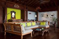 cozy Saint Barth Villa Samsara luxury holiday home, vacation rental