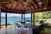 splendid Saint Barth Villa Samsara luxury holiday home, vacation rental