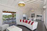 fabulous Saint Barth Luxury Villa 360° Caribbean Sea holiday home, vacation rental