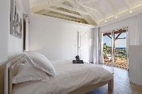 spacious Saint Barth Luxury Villa 360° Caribbean Sea holiday home, vacation rental