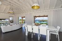 fancy Saint Barth Luxury Villa 360° Caribbean Sea holiday home, vacation rental