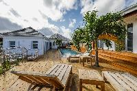 splendid Saint Barth Luxury Villa 360° Caribbean Sea holiday home, vacation rental