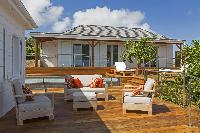 lovely Saint Barth Luxury Villa 360° Caribbean Sea holiday home, vacation rental