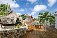 lush Saint Barth Luxury Villa 360° Caribbean Sea holiday home, vacation rental