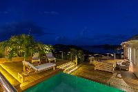 magical Saint Barth Luxury Villa 360° Caribbean Sea holiday home, vacation rental