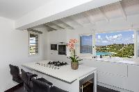 adorable Saint Barth Luxury Villa 360° Caribbean Sea holiday home, vacation rental