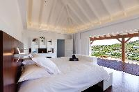 nice Saint Barth Luxury Villa 360° Caribbean Sea holiday home, vacation rental