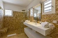 clean Saint Barth Luxury Villa 360° Caribbean Sea holiday home, vacation rental