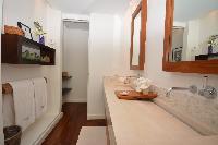 spic-and-span bathroom in Saint Barth Luxury Villa Amancaya Estate vacation rental
