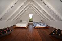 cool attic in Saint Barth Luxury Villa Amancaya Estate vacation rental